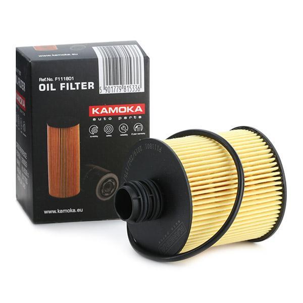 Filter KAMOKA F111801 Erfahrung