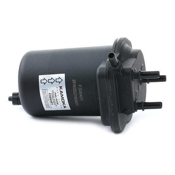 Inline fuel filter KAMOKA F306401 2218511168043
