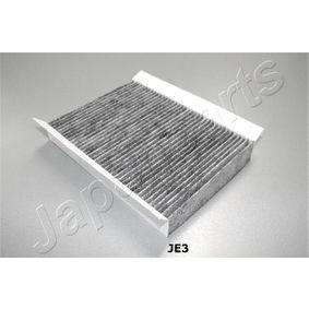 Filter, Innenraumluft Länge: 220mm, Breite: 158mm, Höhe: 30mm mit OEM-Nummer 71775824