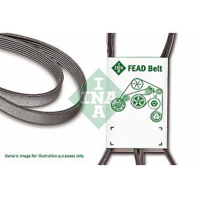 V-Ribbed Belts FB 6PK1100 SCIROCCO (137, 138) 2.0 TSI MY 2014