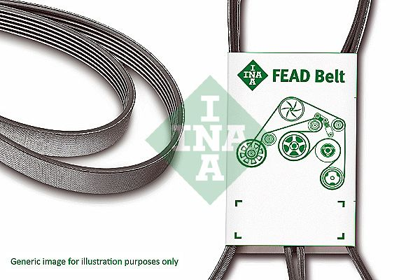 INA  FB 6PK1218 V-Ribbed Belts Length: 1218mm, Number of ribs: 6