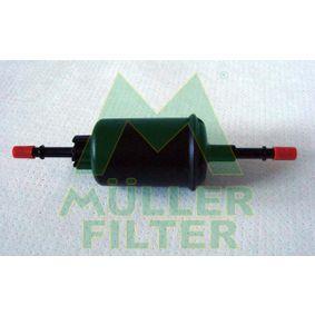 Kraftstofffilter Höhe: 204mm mit OEM-Nummer 1140129