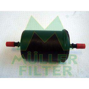 Kraftstofffilter Höhe: 138mm mit OEM-Nummer 9 647 867 780