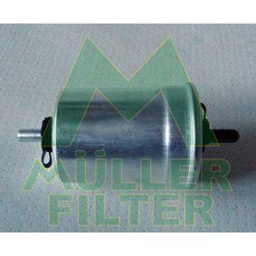 Kraftstofffilter Höhe: 130mm mit OEM-Nummer 7700820375