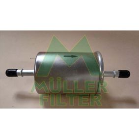 Fuel filter Height: 160mm with OEM Number 96 335 719