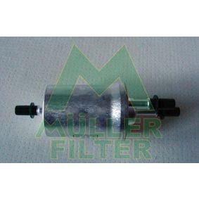 Kraftstofffilter Höhe: 164mm mit OEM-Nummer 6Q0201051