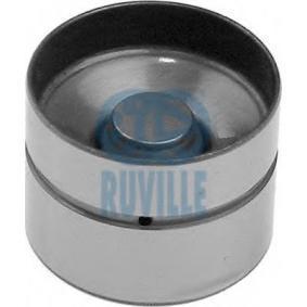 RUVILLE Ventilstößel 265426 für AUDI COUPE (89, 8B) 2.3 quattro ab Baujahr 05.1990, 134 PS