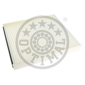 Filter, Innenraumluft mit OEM-Nummer 1 802 422