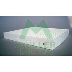 Filter, interior air Length: 252mm, Width: 216mm, Height: 30mm with OEM Number 6Q0 820 367