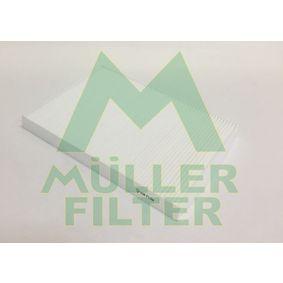 Filter, Innenraumluft Länge: 280mm, Breite: 204mm, Höhe: 25mm mit OEM-Nummer 1H0 819 644 A