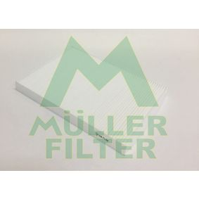 Filter, interior air Length: 280mm, Width: 204mm, Height: 25mm with OEM Number 1H0091800SE