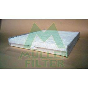 Filter, Innenraumluft Länge: 279mm, Breite: 206mm, Höhe: 30mm mit OEM-Nummer 1 J0 819 644 A