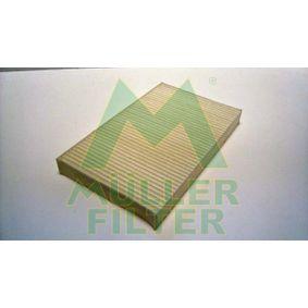Filter, Innenraumluft Länge: 310mm, Breite: 193mm, Höhe: 35mm mit OEM-Nummer 4B0819439