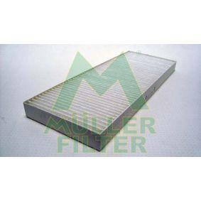 Filter, Innenraumluft Länge: 385mm, Breite: 147mm, Höhe: 26mm mit OEM-Nummer 8A0-819-439