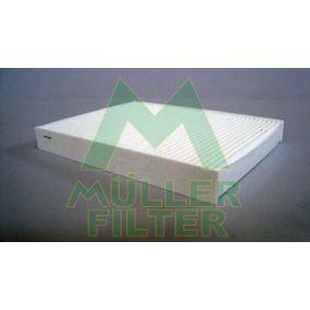Filter, Innenraumluft Länge: 215mm, Breite: 164mm, Höhe: 25mm mit OEM-Nummer 46 770 834