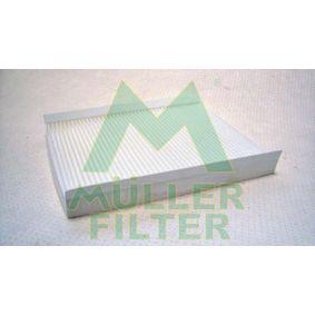 Filter, Innenraumluft Länge: 231mm, Breite: 180mm, Höhe: 21mm mit OEM-Nummer 46 723 435