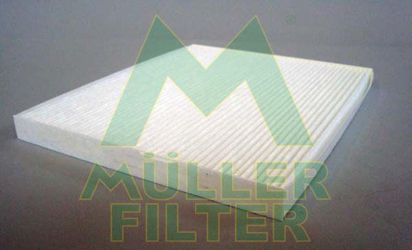 MULLER FILTER  FC148 Filter, Innenraumluft Länge: 215mm, Breite: 265mm, Höhe: 20mm