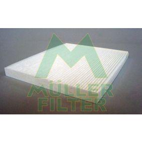 Filter, Innenraumluft Länge: 215mm, Breite: 265mm, Höhe: 20mm mit OEM-Nummer 1808 012