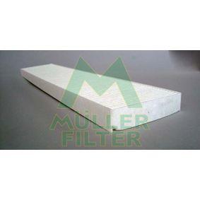 Filter, Innenraumluft Länge: 535mm, Breite: 110mm, Höhe: 25mm mit OEM-Nummer 7M0819638 A