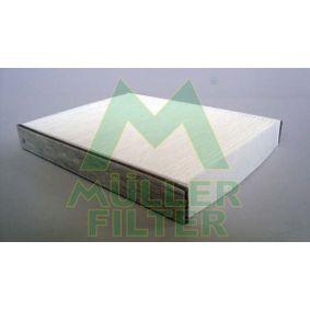 Filter, Innenraumluft Länge: 240mm, Breite: 190mm, Höhe: 35mm mit OEM-Nummer 1 204 464