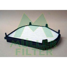 Filter, Innenraumluft Länge: 274mm, Breite: 218mm, Höhe: 54mm mit OEM-Nummer 210 830 0818
