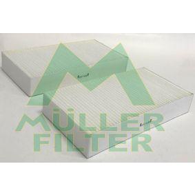 Филтър, въздух за вътрешно пространство FC167x2 M-класа (W164) ML 320 CDI 3.0 4-matic (164.122) Г.П. 2008