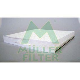 Filter, Innenraumluft Länge: 270mm, Breite: 240mm, Höhe: 30mm mit OEM-Nummer 18 02 422