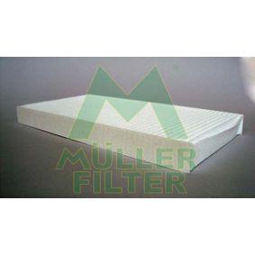 Filter, Innenraumluft Länge: 331mm, Breite: 163mm, Höhe: 30mm mit OEM-Nummer 46 844 822