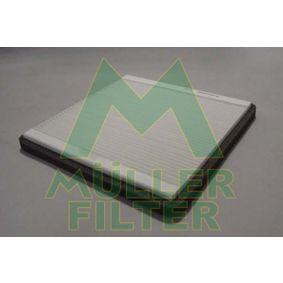 Filter, Innenraumluft Länge: 215mm, Breite: 216mm, Höhe: 17mm mit OEM-Nummer 8856802020