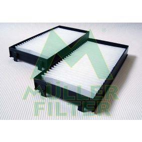 Filter, Innenraumluft Länge: 293mm, Breite: 138mm, Höhe: 34mm mit OEM-Nummer 6431 6945 585