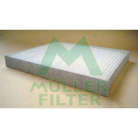 Filter, Innenraumluft Länge: 277mm, Breite: 216mm, Höhe: 30mm mit OEM-Nummer 7H0819631 A