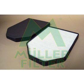 Filter, Innenraumluft Länge: 282mm, Breite: 203mm, Höhe: 29mm mit OEM-Nummer 4D0898438 A