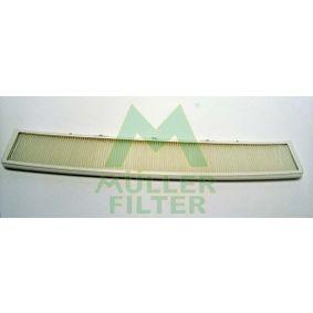 Filter, Innenraumluft Länge: 660mm, Breite: 95mm, Höhe: 20mm mit OEM-Nummer 6431 9216 590