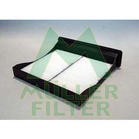Filter, Innenraumluft FC284 IMPREZA Schrägheck (GR, GH, G3) 2.5 WRX S AWD Bj 2010