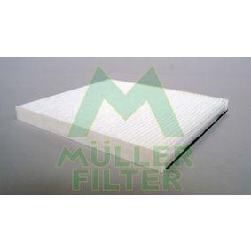 Filtro, aire habitáculo Long.: 248mm, Ancho: 202mm, Altura: 20mm con OEM número EC96539649