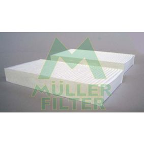 Filter, interior air Length: 225mm, Width: 111mm, Height: 30mm with OEM Number 80292 SCA E11