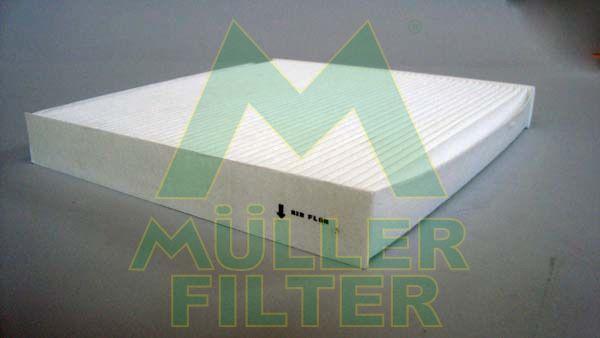 MULLER FILTER  FC356 Filter, Innenraumluft Länge: 225mm, Breite: 235mm, Höhe: 30mm
