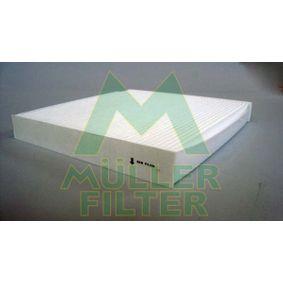 Filter, Innenraumluft Länge: 225mm, Breite: 235mm, Höhe: 30mm mit OEM-Nummer 80292 SDA A01