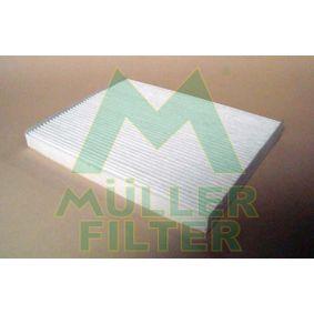 Filter, Innenraumluft Länge: 238mm, Breite: 190mm, Höhe: 20mm mit OEM-Nummer 971332E260AT