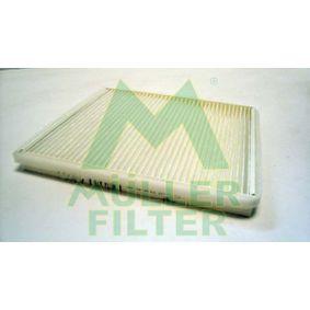 Filter, Innenraumluft Länge: 214mm, Breite: 200mm, Höhe: 20mm mit OEM-Nummer 95 947 238