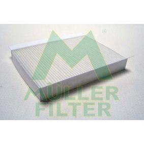 Filter, Innenraumluft Länge: 220mm, Breite: 167mm, Höhe: 30mm mit OEM-Nummer 68212070AA
