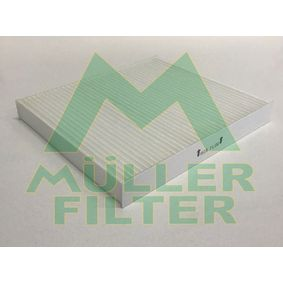 Filter, Innenraumluft Länge: 216mm, Breite: 195mm, Höhe: 25mm mit OEM-Nummer K05058381 AA