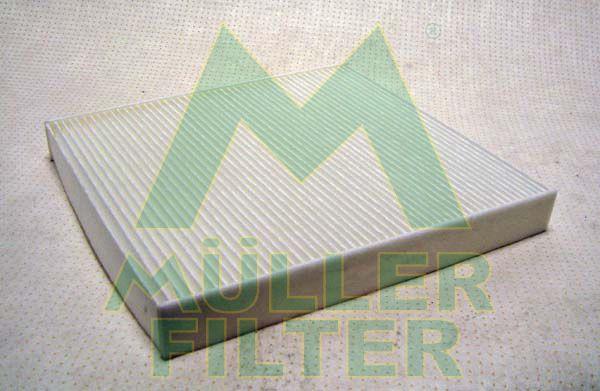 MULLER FILTER  FC485 Filter, Innenraumluft Länge: 255mm, Breite: 235mm, Höhe: 30mm