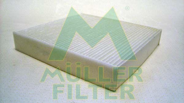 MULLER FILTER  FC511 Filter, interior air Length: 216mm, Width: 200mm, Height: 35mm