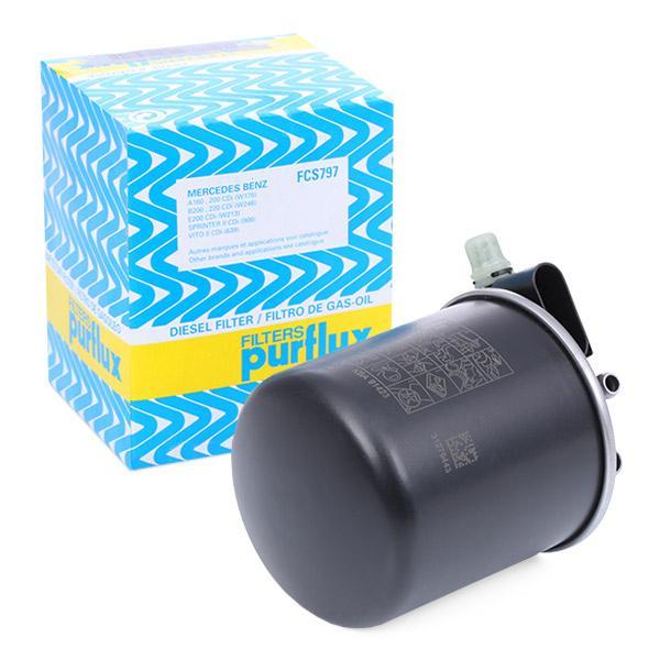 Kraftstofffilter PURFLUX FCS797 Erfahrung