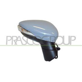 PRASCO Side view mirror Premium, Right, Electric, Heatable, Internal Adjustment, Primed