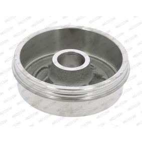 Bremstrommel Trommel-Ø: 180,2mm, Br.Tr.Durchmesser außen: 207,8mm mit OEM-Nummer 6001 548 126