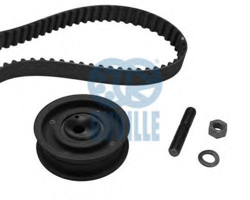 RUVILLE  5540071 Zahnriemensatz Breite: 18,00mm