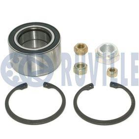 Zahnriemensatz für VW GOLF IV (1J1) 1.6 100 PS ab Baujahr 08.1997 RUVILLE Zahnriemensatz (5544370) für