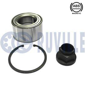 Spannrolle, Zahnriemen Ø: 65,0mm mit OEM-Nummer 82 00 191 324